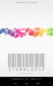 stumblr